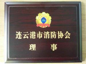 连云港市消防协会理事单位